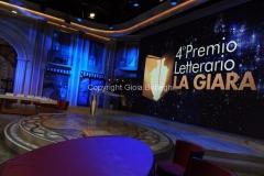 19/07/2015 Roma premio La giara su rai due nella foto: la scenografia