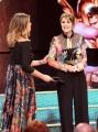 Foto/IPP/Gioia Botteghi 15/06/2018 Roma, paola Perego presenta il premio Marisa bellisario 30 anni , nella foto con Paola Cortellesi  Italy Photo Press - World Copyright