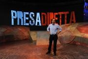 Roma 10/09/2010 _ presa diretta, presentato da Riccardo Iacona raitre