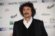 Foto/IPP/Gioia Botteghi Roma 30/05/2019 presentazione delle cinquine per i Nastri d'Argento, nella foto Sergio Cammariere Italy Photo Press - World Copyright