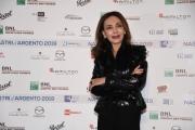 Foto/IPP/Gioia Botteghi Roma 30/05/2019 presentazione delle cinquine per i Nastri d'Argento, nella foto Maria Rosaria Omaggio Italy Photo Press - World Copyright