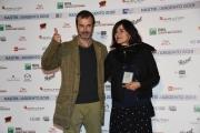 Foto/IPP/Gioia Botteghi Roma 30/05/2019 presentazione delle cinquine per i Nastri d'Argento, nella foto Andrea e Michela Occhipinti Italy Photo Press - World Copyright