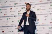Foto/IPP/Gioia Botteghi Roma 30/05/2019 presentazione delle cinquine per i Nastri d'Argento, nella foto Alessandro Borghi Italy Photo Press - World Copyright