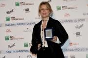 Foto/IPP/Gioia Botteghi Roma 30/05/2019 presentazione delle cinquine per i Nastri d'Argento, nella foto Margherita Buy Italy Photo Press - World Copyright