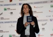 Foto/IPP/Gioia Botteghi Roma 30/05/2019 presentazione delle cinquine per i Nastri d'Argento, nella foto Andrea Carpenzano Italy Photo Press - World Copyright
