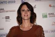 Foto/IPP/Gioia Botteghi Roma 30/05/2019 presentazione delle cinquine per i Nastri d'Argento, nella foto Chiara Marchegiani Italy Photo Press - World Copyright