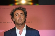 Foto/IPP/Gioia Botteghi 02/05/2018 Roma, Presentazione del film Loro 1\2, nella foto: Paolo Sorrentino  Italy Photo Press - World Copyright
