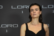 Foto/IPP/Gioia Botteghi 02/05/2018 Roma, Presentazione del film Loro 1\2, nella foto: Kasia Smutniak  Italy Photo Press - World Copyright