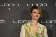 Foto/IPP/Gioia Botteghi 02/05/2018 Roma, Presentazione del film Loro 1\2, nella foto:    Euridice Axen  Italy Photo Press - World Copyright
