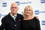 Foto/IPP/Gioia Botteghi 05/07/2018 Roma, presentazione dei palinsesti rai 2018, nella foto Cinzia Tani e Guido Barlozzetti  Italy Photo Press - World Copyright