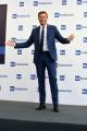 Foto/IPP/Gioia Botteghi 05/07/2018 Roma, presentazione dei palinsesti rai 2018, nella foto Massimiliano Ossini  Italy Photo Press - World Copyright