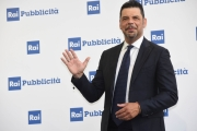 Foto/IPP/Gioia Botteghi 05/07/2018 Roma, presentazione dei palinsesti rai 2018, nella foto Salvo Sottile  Italy Photo Press - World Copyright