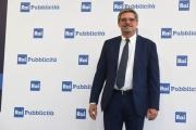Foto/IPP/Gioia Botteghi 05/07/2018 Roma, presentazione dei palinsesti rai 2018, nella foto   Pino Rinaldi  Italy Photo Press - World Copyright