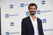 Foto/IPP/Gioia Botteghi 05/07/2018 Roma, presentazione dei palinsesti rai 2018, nella foto  Luca Rosini  Italy Photo Press - World Copyright