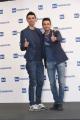 Foto/IPP/Gioia Botteghi 05/07/2018 Roma, presentazione dei palinsesti rai 2018, nella foto  Luigi Esposito e Rosario Morra  Italy Photo Press - World Copyright