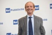 Foto/IPP/Gioia Botteghi 05/07/2018 Roma, presentazione dei palinsesti rai 2018, nella foto  Osvaldo Bevilacqua  Italy Photo Press - World Copyright