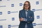 Foto/IPP/Gioia Botteghi 05/07/2018 Roma, presentazione dei palinsesti rai 2018, nella foto  Gigi Marzullo  Italy Photo Press - World Copyright
