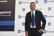 Foto/IPP/Gioia Botteghi 05/07/2018 Roma, presentazione dei palinsesti rai 2018, nella foto  Andrea Vianello  Italy Photo Press - World Copyright