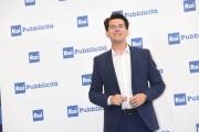 Foto/IPP/Gioia Botteghi 05/07/2018 Roma, presentazione dei palinsesti rai 2018, nella foto  Giovanni Muciaccia  Italy Photo Press - World Copyright