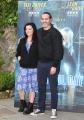 Foto/IPP/Gioia Botteghi 27/04/2018 Roma, Presentazione del film A beautiful day, nella foto Joaquin Phoenix e la regista del film Lynne Ramsay  Italy Photo Press - World Copyright