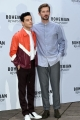 Foto/IPP/Gioia Botteghi 18/09/2018 Roma, Presentazione del film BOHEMIAN RHAPSODY, nella foto: Rami Malek e Gwilym Lee   Italy Photo Press - World Copyright