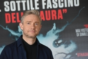 Foto/Gioia Botteghi 06/04/2018 Roma, presentazione del film Ghost stories, nella foto: Martin Freeman  Italy Photo Press - World Copyright