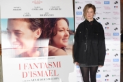 Foto/Gioia Botteghi 09/04/2018 Roma,  presentazione del film I FANTASMI D'ISMAEL nella foto:  Alba Rohrwacher  Italy Photo Press - World Copyright