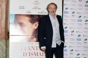 Foto/Gioia Botteghi 09/04/2018 Roma,  presentazione del film I FANTASMI D'ISMAEL nella foto: il regista Arnaud Desplechin  Italy Photo Press - World Copyright