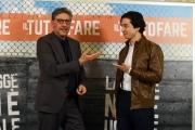 Foto/IPP/Gioia Botteghi13/04/2018 Roma, presentazione del film Il tuttofare, nella foto:  Guglielmo Poggi  Italy Photo Press - World Copyright