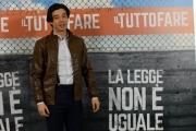 Foto/IPP/Gioia Botteghi 13/04/2018 Roma, presentazione del film Il tuttofare, nella foto:  Guglielmo Poggi   Italy Photo Press - World Copyright