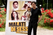 Foto/IPP/Gioia Botteghi 29/05/2018 Roma, presentazione del film Malati di sesso, nella foto: FRANCESCO APOLLONI  Italy Photo Press - World Copyright
