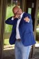 """Foto/IPP/Gioia Botteghi 04/09/2018 Roma, presentazione del nuovo programma di rai 2 2 in onda anche su radio 2, """"B come sabato"""", nella foto: Marco Mazzocchi  Italy Photo Press - World Copyright"""