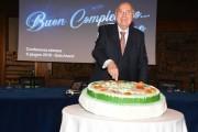 Foto/IPP/Gioia Botteghi Roma 06/06/2019  Presentazione del programma di una puntata sui 60 anni di Rai di Pippo Baudo, Buon compleanno Pippo, in onda domani che sarà anche l' 83esimo compleanno Italy Photo Press - World Copyright