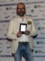 Foto/IPP/Gioia Botteghi29/05/2018 Roma, presentazione delle cinquine dei premi Nastro D'Argento, nella foto Donato Carrisi Italy Photo Press - World Copyright
