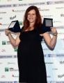 Foto/IPP/Gioia Botteghi29/05/2018 Roma, presentazione delle cinquine dei premi Nastro D'Argento, nella foto Susanna Nicchiarelli Italy Photo Press - World Copyright