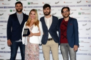 Foto/IPP/Gioia Botteghi29/05/2018 Roma, presentazione delle cinquine dei premi Nastro D'Argento, nella foto Carolina Rey Italy Photo Press - World Copyright