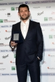 Foto/IPP/Gioia Botteghi29/05/2018 Roma, presentazione delle cinquine dei premi Nastro D'Argento, nella foto Vinicio Marchioni Italy Photo Press - World Copyright