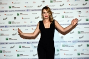 Foto/IPP/Gioia Botteghi29/05/2018 Roma, presentazione delle cinquine dei premi Nastro D'Argento, nella foto Carolina Crescentini Italy Photo Press - World Copyright