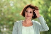 Foto/IPP/Gioia Botteghi 01/10/2018 Roma, presentazione della fiction di rai tre I TOPI, nella foto: Lorenza Indovina  Italy Photo Press - World Copyright