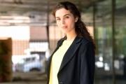 """Foto/IPP/Gioia Botteghi10/05/2018 Roma, presentazione della miniserie tv di rai uno """" Il confine"""", nella foto: Marina Crialese Italy Photo Press - World Copyright"""
