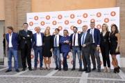 Foto/IPP/Gioia Botteghi 12/09/2018 Roma, Presentazione della nuova Retequattro  Italy Photo Press - World Copyright
