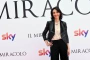 Foto/IPP/Gioia Botteghi 03/05/2018 Roma, Presentazione della serie tv di SKY, Il miracolo, nella foto: Elena Lietti  Italy Photo Press - World Copyright