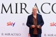 Foto/IPP/Gioia Botteghi 03/05/2018 Roma, Presentazione della serie tv di SKY, Il miracolo, nella foto: Tommaso Ragno  Italy Photo Press - World Copyright