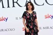 Foto/IPP/Gioia Botteghi 03/05/2018 Roma, Presentazione della serie tv di SKY, Il miracolo, nella foto: Lorenza Indovina  Italy Photo Press - World Copyright
