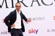 Foto/IPP/Gioia Botteghi 03/05/2018 Roma, Presentazione della serie tv di SKY, Il miracolo, nella foto: Niccolò Ammaniti   Italy Photo Press - World Copyright