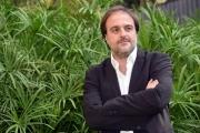 Foto/IPP/Gioia Botteghi12/10/2018 Roma, presentazione della seconda serie della fiction Rocco Schiavone, nella foto: Filippo Dini Italy Photo Press - World Copyright