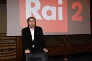 Foto/IPP/Gioia BotteghiRoma03/01/2019 Presentazione di rai due, nella foto: Il nuovo direttore della rete Carlo Freccero Italy Photo Press - World Copyright