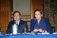 02/10/2013 Roma presentazione in rai del libro Le televisioni di Massimo Fichera, nella foto, Maggioni, Gubitosi