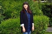 Foto/Gioia Botteghi 21/05/2018 Roma, presentazione della fiction rai uno Prima che la notte, nella foto: Selene Caramazza  Italy Photo Press - World Copyright