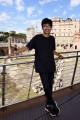 Foto/IPP/Gioia Botteghi Roma 25/09/2019 Prix Italia Rai ai fori imperiali, nella foto il regista e attore del film Bangla. Diario di un film, Phaim Bhuiyan Italy Photo Press - World Copyright